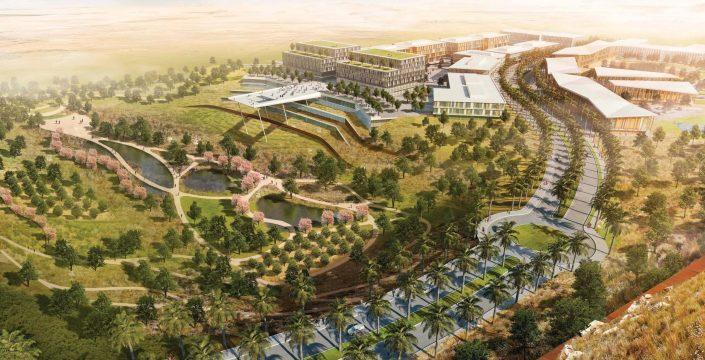 كمبوند بالم هيلز القاهرة الجديدة Palm Hills New Cairo