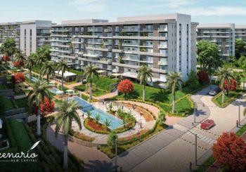 Senario Compound New Capital AKAM Developments