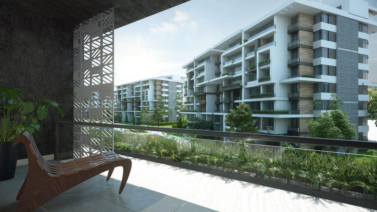 لاكابيتال شركه بيراميدز كمبوند بالعاصمة الإدارية الجديدة | Apartment real  estate properties