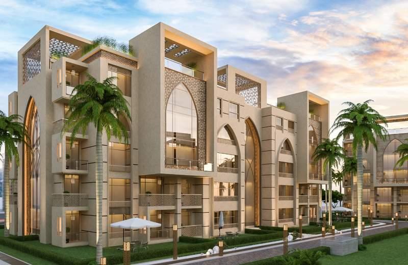 كمبوند أزادير شركة الشرقيون للتنمية العمرانية