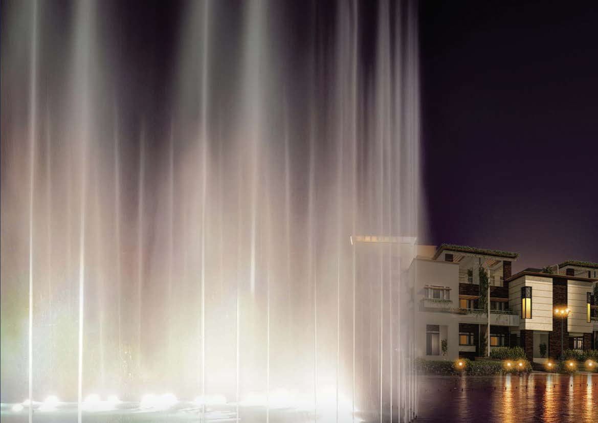 La Fontaine City Stars Compound New Cairo Arco