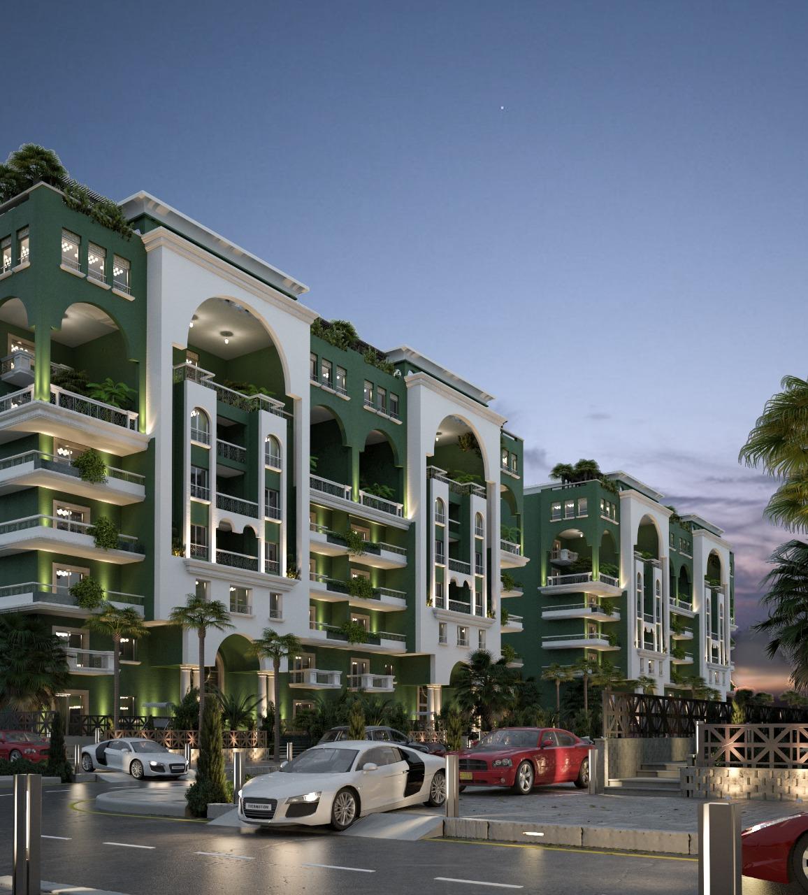 La Verde New Capital-كمبوند-لافيرد-العاصمة